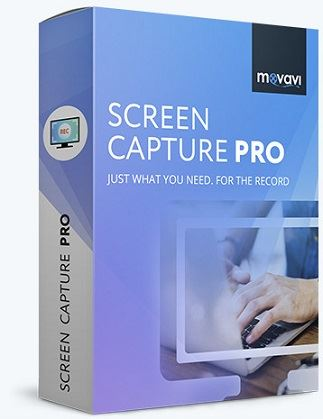 Movavi Screen Capture Pro 10.0.2 (2018) PC | RePack & Portable