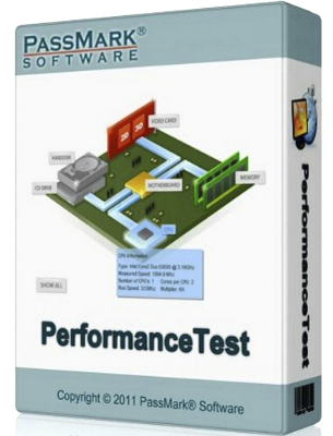 PassMark PerformanceTest 9.0.1030.0 (2018) PC | RePack & Portable