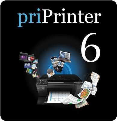 priPrinter Professional 6.5.0.2457 Final (2019) PC | RePack
