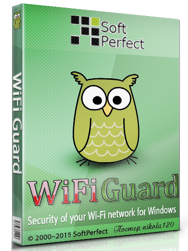 SoftPerfect WiFi Guard 2.1.0 (2019) РС | + Portable