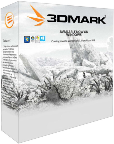 Futuremark 3DMark 2.7.6296 Developer Edition (2019) PC