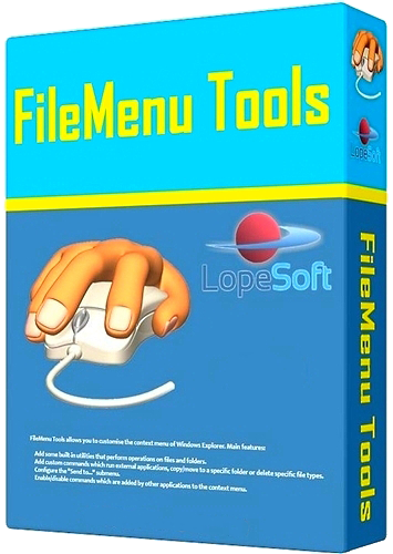 FileMenu Tools 7.6 (2019) PC | RePack & Portable