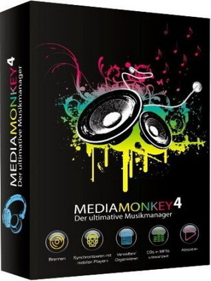 MediaMonkey Gold 4.1.24.1883 Final (2019) PC | RePack & portable