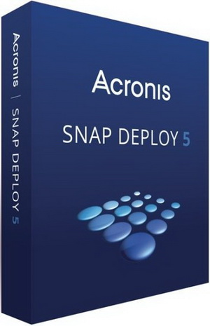 Acronis Snap Deploy + BootCD 5.0.1924 (2019) PC