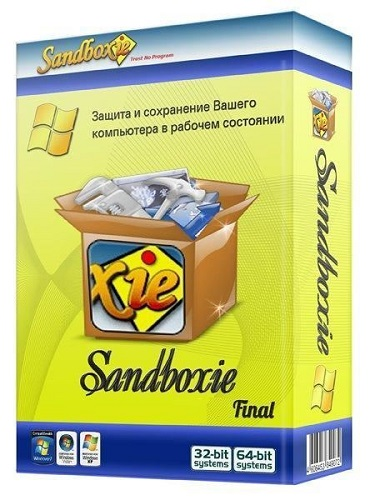 Sandboxie 5.28 (2019) PC | RePack