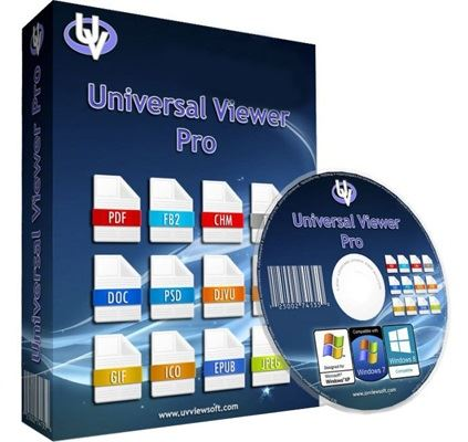 Universal Viewer Pro 6.7.1.0 (2019) PC | + Portable
