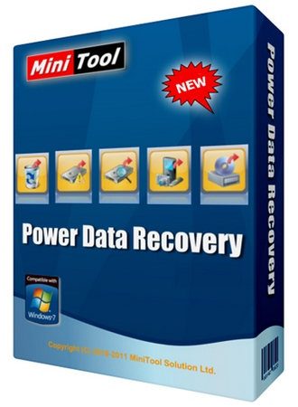 MiniTool Power Data Recovery 8.5 Technician (2019) PC | RePack & Portable
