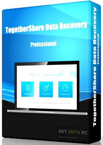TogetherShare Data Recovery Professional / Unlimited / AdvancedPE 6.7 (2019) PC | RePack & Portable