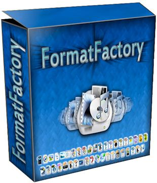 Format Factory 4.7.0.0 (2019) PC | RePack & Portable