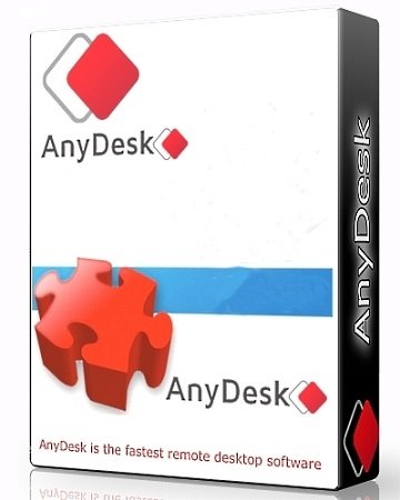 AnyDesk 5.2.1 (2019) PC | + Portable