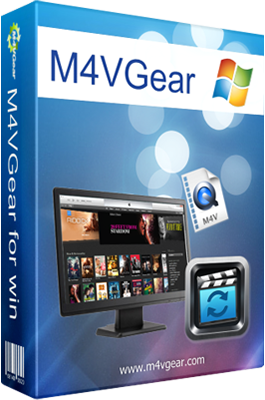 Anvsoft Inc. M4VGear 5.5.0 Rus (2019) PC