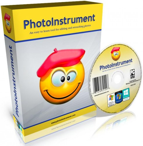 PhotoInstrument 7.7 Build 1006 (2019) РС | Portable