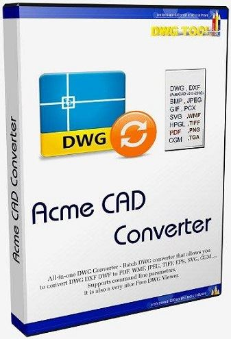 Acme CAD Converter 2019 8.9.8.1491 (2019) PC | RePack & Portable