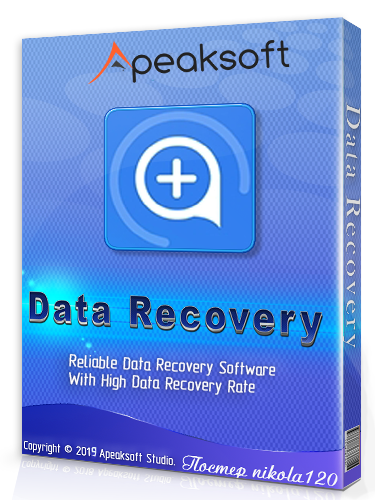 Apeaksoft Data Recovery 1.1.16 (2019) РС | RePack & Portable