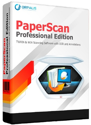 ORPALIS PaperScan Professional Edition 3.0.87 (2019) PC | RePack & Portable