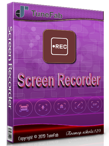 TuneFab Screen Recorder 2.1.28 (2019) РС | RePack & Portable