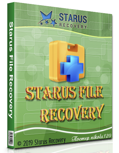 Starus File Recovery 4.1 Home / Office / Commercial Edition (2019) РС | RePack & Portable