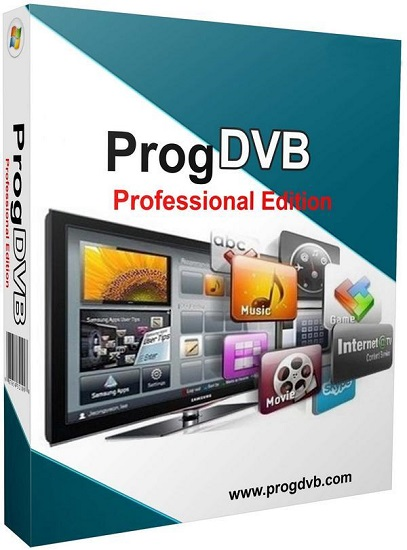 ProgDVB 7.28.02 Professional Edition (2019) PC