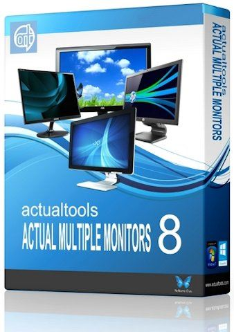 Actual Multiple Monitors 8.14.1 (2019) РС