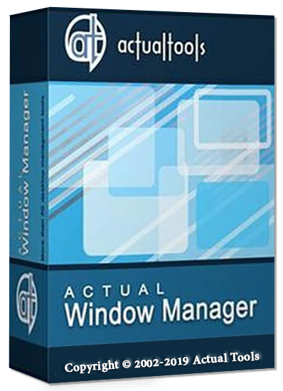 Actual Window Manager 8.14.1 (2019) РС